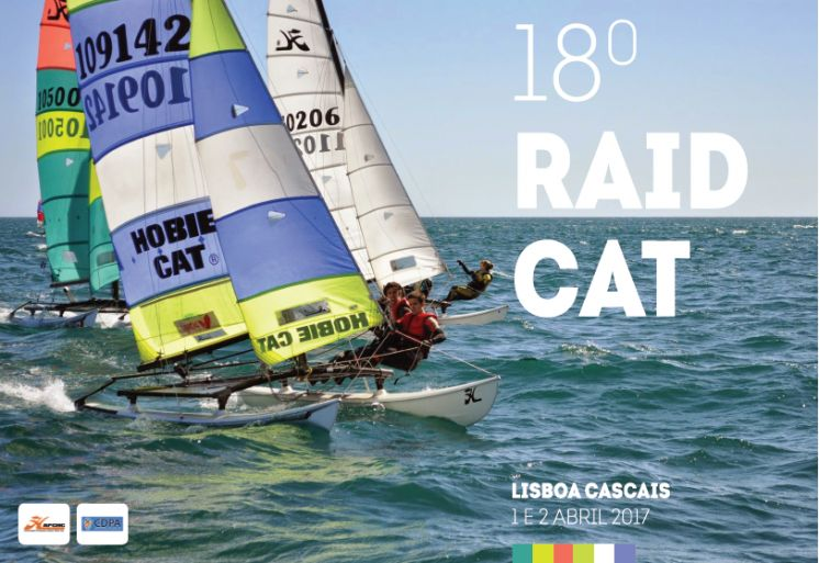 cartaz raidcat 2017